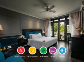Golden Holiday Hotel & Spa, hotel in Hoi An