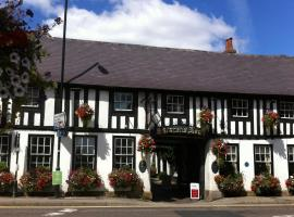 The Saracens Head Hotel, hotel in Southwell