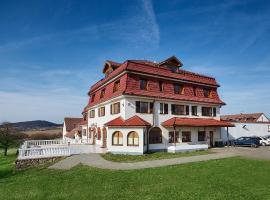 Hotel Štamberk, hotel in Načeradec