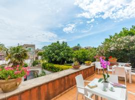 La TERRAZZA sul GIARDINO, self catering accommodation in Procida