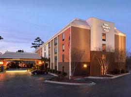 Best Western Plus Wilmington / Wrightsville Beach, hotel in Wilmington