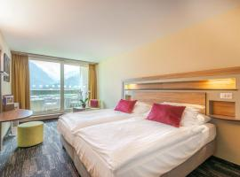 Metropole Swiss Quality Hotel, hotel in Interlaken