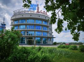 Гостиница Маяк - корпус Иртыш, отель в Омске