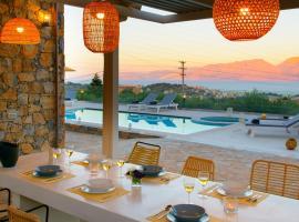 Villa Enigma, hotel with pools in Agios Nikolaos