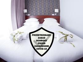 City Center Rooms Piotrkowska 91 – apartament z obsługą w Łodzi