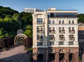 Riviera House, hotel in Kiev