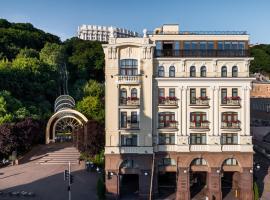 Riviera House: Kiev'de bir otel