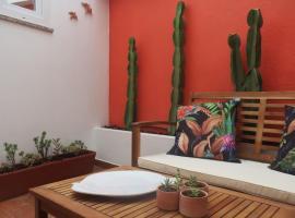 Casa Barru, apartment in Albufeira