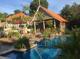 Le Biu garden View, hotel in Nusa Lembongan