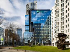 Holiday Inn Express Rotterdam - Central Station, hotel near Erasmus University, Rotterdam