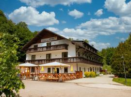 Stiftstaverne Klein Mariazell, Hotel in Kleinmariazell