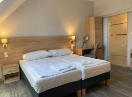 Kis Szieszta panzió, hotel Balatonbogláron
