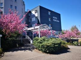 Hotel Fortuna, Hotel in Reutlingen