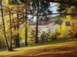 Lázeňský dům Libuše, hotel v Lázních Kynžvart
