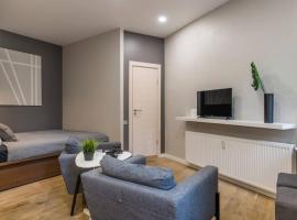 Dzīvoklis Studio apartment with bathroom & kitchen No45 Valmierā