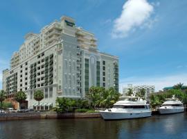 Riverside Hotel, hotel in Fort Lauderdale