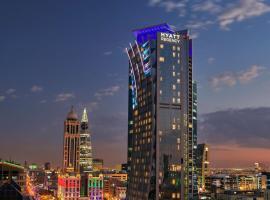 Hyatt Regency Riyadh Olaya, отель в Эр-Рияде