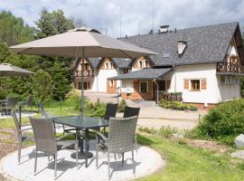 Beskid Ski Villa – hotel w pobliżu miejsca Stacja narciarska Cieńków w Wiśle