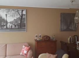 Appartement Ekster, apartment in Hoorn