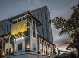 Econtel Queensbay, hotel in Bayan Lepas