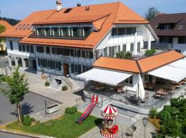 Gasthof zum Schlüssel, hotel near Rope Park Gantrisch, Ueberstorf