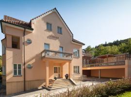 Villa Marion, apartment in Luhačovice