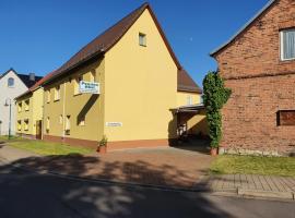 Gasthof Zum Amboss, Hotel in Lützen