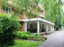 Pushkinogorye, holiday park in Pushkinskiye Gory