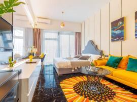 Modern Seasons Poly International Apartment (Zhuhai Hengqin Port Changlong), отель в Чжухае
