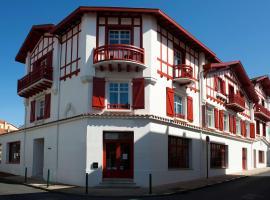 Best Western Kemaris, hôtel à Biarritz
