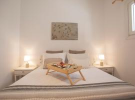 Sea House Grey Senses, pet-friendly hotel in Mýkonos City