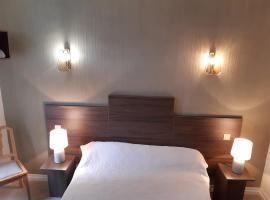 Hôtel Le Boulevard, hotel near Castres-Mazamet Airport - DCM, Mazamet
