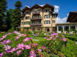 Alpenrose Hotel and Gardens, hotel in Wilderswil