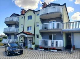 Ferienwohnungen Barbic, apartment in Umag