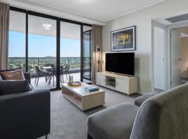 Oaks Brisbane Aurora Suites, hotel in Brisbane