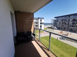 Apartament Gardenia Klif 35 z widokiem na morze, apartment in Dziwnów