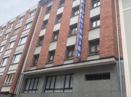 Hotel Ovetense, hotel en Oviedo