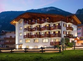 Hotel Gries, отель в Канацеи