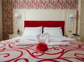 HOTEL CITTA' DI PARENZO, отель в Триесте