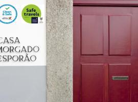 Casa Morgado Esporao, B&B em Évora