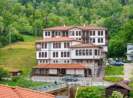 Spa Complex Aleksandar, hotel with parking in Zlatograd