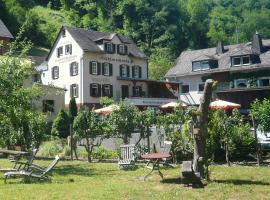 Gästehaus Knab's Mühlenschenke, Hotel in der Nähe von: Burg Rheinfels, Sankt Goar