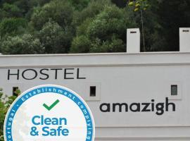 Amazigh Design Hostel, hotel in Aljezur