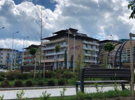 Hotel Ancora Beach, отель в Приморско