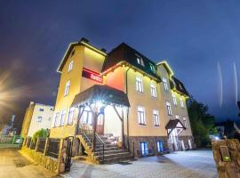 Hotel Nałęcz City Center – hotel w Zakopanem