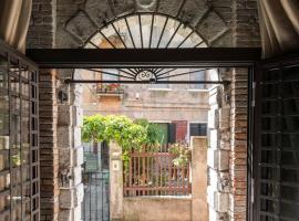 Residence Poli Venezia, serviced apartment in Venice