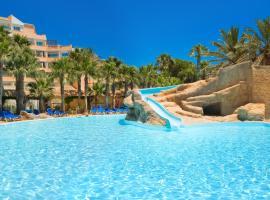 Playalinda Aquapark & Spa Hotel, hotel en Roquetas de Mar