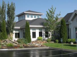 Le Ritz Hotel & Suites, hotel in Idaho Falls