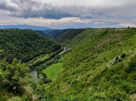 UNA-CANYON-PARADISE, villa in Bihać