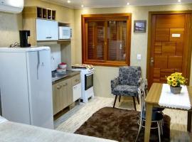 Apto Dom Victor 101, aluguel de temporada em Gramado